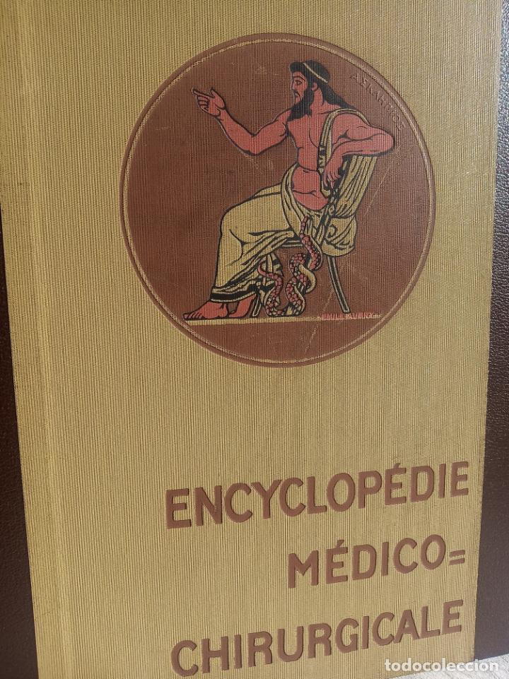 Enciclopedias antiguas: Encyclopédie médico chirurgicale Oto-rhino laryngologie.3 tomos. LAFFONT, A. P. Comité Scientifique. - Foto 3 - 197843958