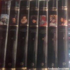 Enciclopedias antiguas: HISTORIA DE LA LITERATURA UNIVERSAL - PLANETA - 7 TOMOS. Lote 197994392