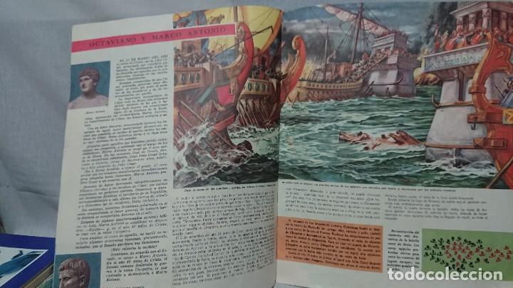 Enciclopedias antiguas: ENCICLOPEDIA ESTUDIANTIL N° 0 AÑO I - 27 NOVIEMBRE 1962 - Foto 7 - 198340855