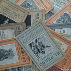 Livros antigos: PEQUEÑA ENCICLOPEDIA PRÁCTICA (19 LIBROS). Lote 198592460