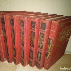 Enciclopedias antiguas: ENCICLOPEDIA PRÁCTICA FAMILIAR (7LIBROS) - EDICIONES PRODILSA (MADRID). Lote 199465170