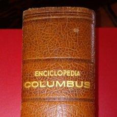 Enciclopedias antiguas: PEQUEÑA ENCICLOPEDIA ILUSTRADA COLUMBUS - 1934 BARCELONA. Lote 200265120