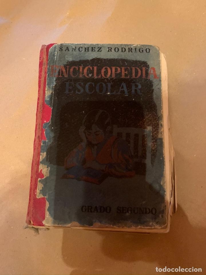 ENCICLOPEDIA ESCOLAR GRADO SEGUNDO (Libros Antiguos, Raros y Curiosos - Enciclopedias)