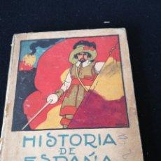 Enciclopedias antiguas: HISTORIA DE ESPAÑA EDITORIAL SATURNINO CALLEJA. Lote 206872830