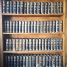 Libri antichi: ENCICLOPEDIA UNIVERSAL ILUSTRADA EUROPO AMERICANA ESPASA CALPE EDICION 1928 93 TOMOS COMPLETA. Lote 208930661