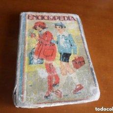 Enciclopedias antiguas: ENCICLOPEDIA GRADO PREPARATORIO DALMAU - PLA S,A, EDITORES 1930. Lote 209233186