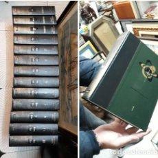 Enciclopedias antiguas: GRAN ENCICLOPEDIA LAROUSSE.EN 13 TOMOS COMPLETA EDITORIAL PLANETA, 1971. . REIMPRESION DE 1976. Lote 211604421