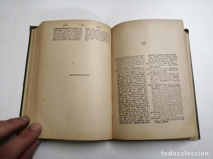 Enciclopedias antiguas: Enciclopedia moderna catalana. Joseph Fiter. 5 volums. Ed.: Joseph Gallach. 1913 Barcelona - Foto 6 - 212616430
