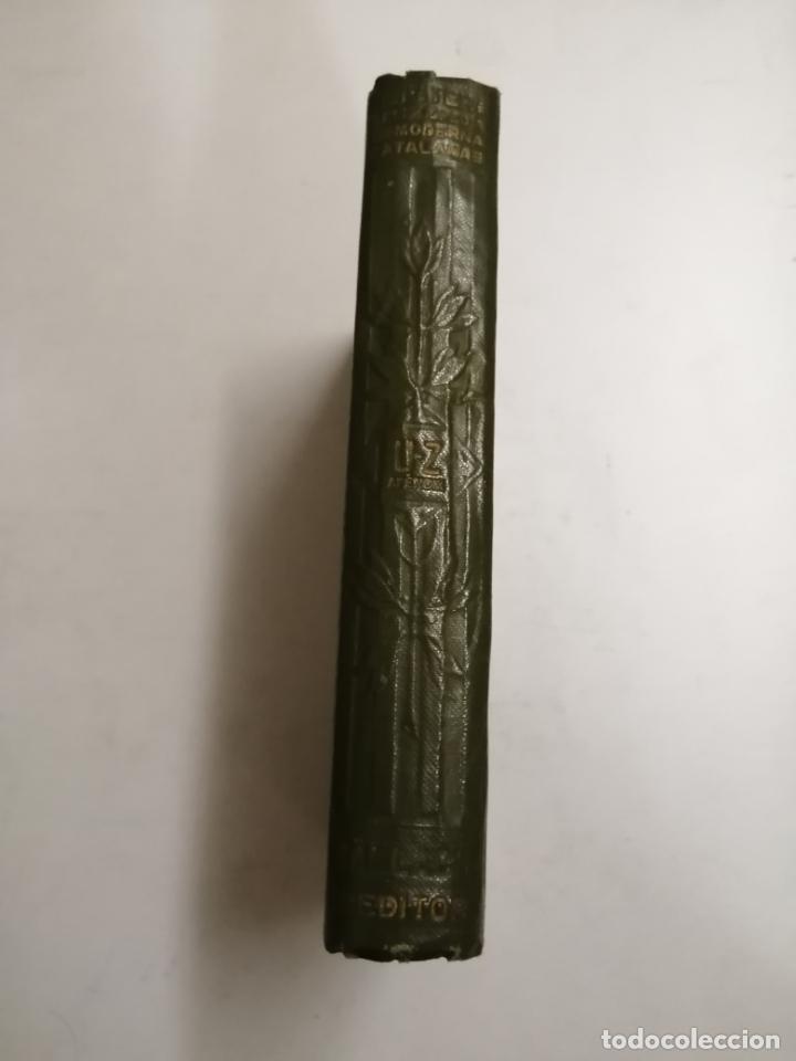 Enciclopedias antiguas: Enciclopedia moderna catalana. Joseph Fiter. 5 volums. Ed.: Joseph Gallach. 1913 Barcelona - Foto 32 - 212616430