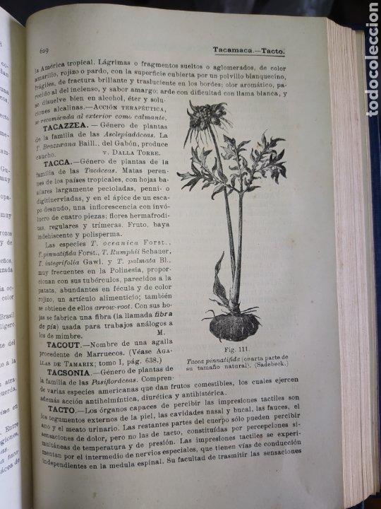 Enciclopedias antiguas: 14 tomos de la enciclopedia farmacéutica, de 1916. - Foto 8 - 212986062