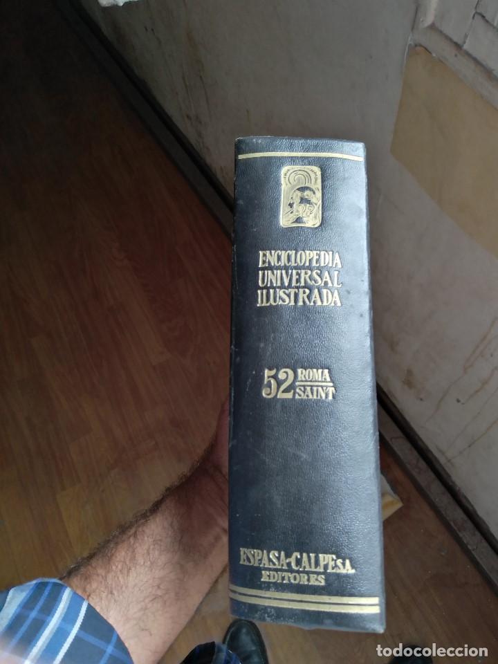 LA LEGENDARIA ENCICLOPEDIA ESPASA COMPLETA POR TAN SÓLO SETECIENTOS CINCUENTA EUROS (Libros Antiguos, Raros y Curiosos - Enciclopedias)