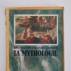 Enciclopedias antiguas: ENCICLOPEDIA MITOLOGÍA. Lote 217355103