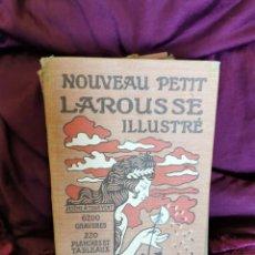 Enciclopedias antiguas: DICCIONARIO ENCICLOPEDICO LAROUSSE. 1934.EN FRANCÉS. Lote 217898123