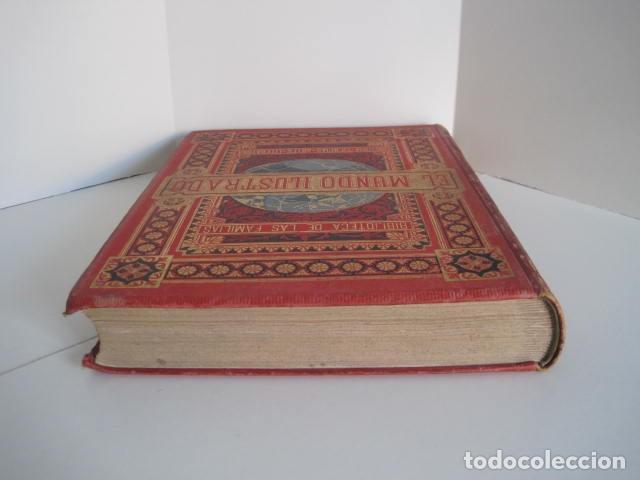 Enciclopedias antiguas: EL MUNDO ILUSTRADO. SEGUNDA SERIE. TOMOS 1, 2, 3 Y 4. HISTORIA, CIENCIAS, ARTES, LITERATURA. - Foto 17 - 219396043