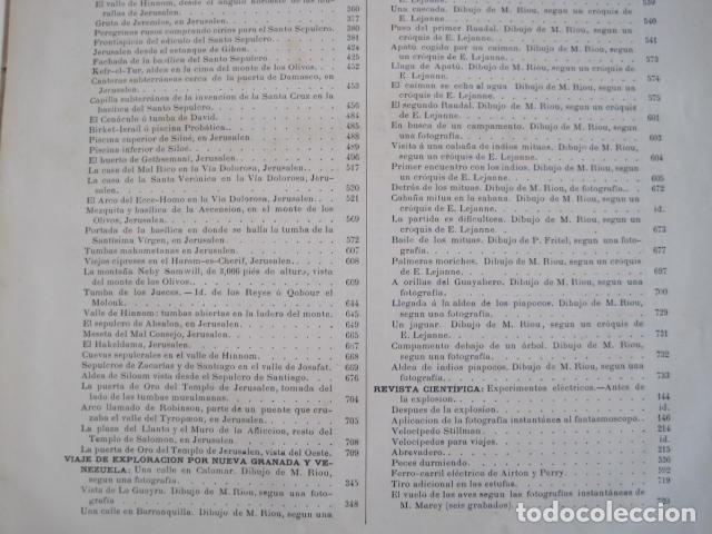 Enciclopedias antiguas: EL MUNDO ILUSTRADO. SEGUNDA SERIE. TOMOS 1, 2, 3 Y 4. HISTORIA, CIENCIAS, ARTES, LITERATURA. - Foto 34 - 219396043