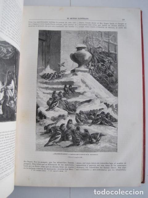 Enciclopedias antiguas: EL MUNDO ILUSTRADO. SEGUNDA SERIE. TOMOS 1, 2, 3 Y 4. HISTORIA, CIENCIAS, ARTES, LITERATURA. - Foto 58 - 219396043