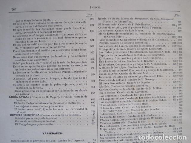Enciclopedias antiguas: EL MUNDO ILUSTRADO. SEGUNDA SERIE. TOMOS 1, 2, 3 Y 4. HISTORIA, CIENCIAS, ARTES, LITERATURA. - Foto 68 - 219396043