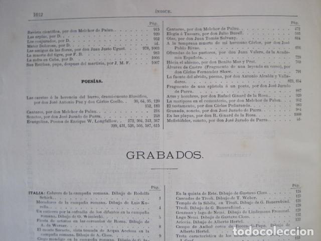 Enciclopedias antiguas: EL MUNDO ILUSTRADO. SEGUNDA SERIE. TOMOS 1, 2, 3 Y 4. HISTORIA, CIENCIAS, ARTES, LITERATURA. - Foto 86 - 219396043