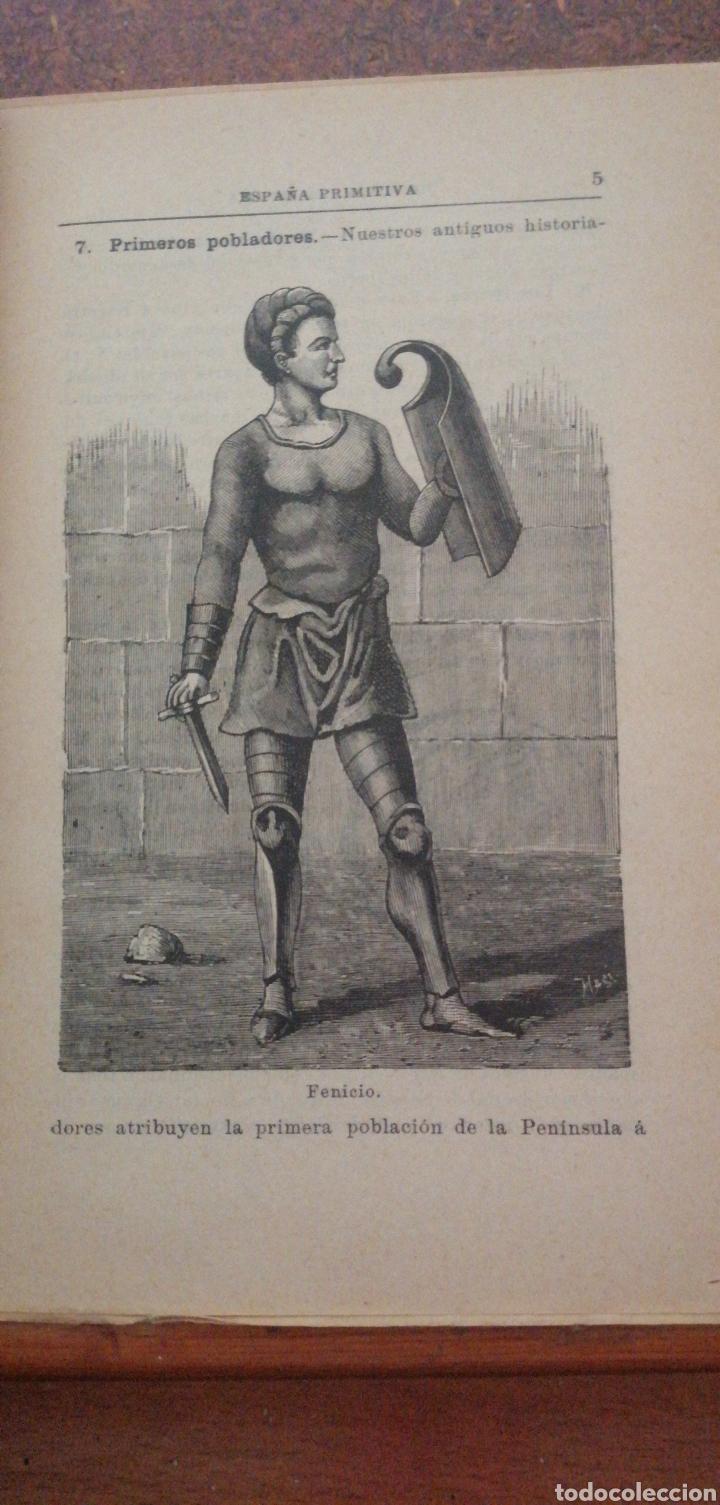 Enciclopedias antiguas: PRONTUARIO DE HISTORIA DE ESPAÑA AÑO DE EDICIÓN 1900 - Foto 11 - 221445870