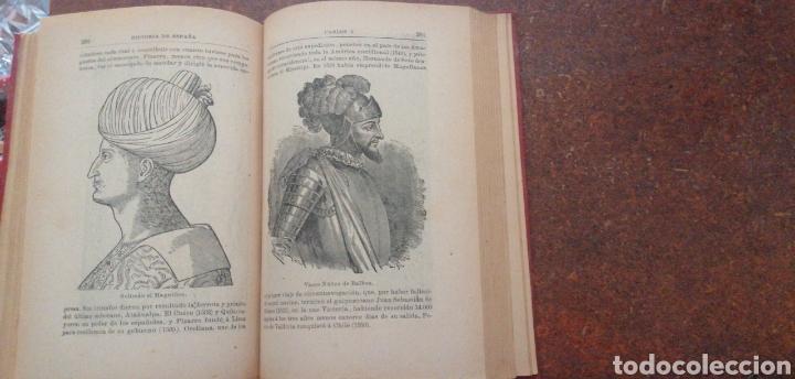 Enciclopedias antiguas: PRONTUARIO DE HISTORIA DE ESPAÑA AÑO DE EDICIÓN 1900 - Foto 13 - 221445870