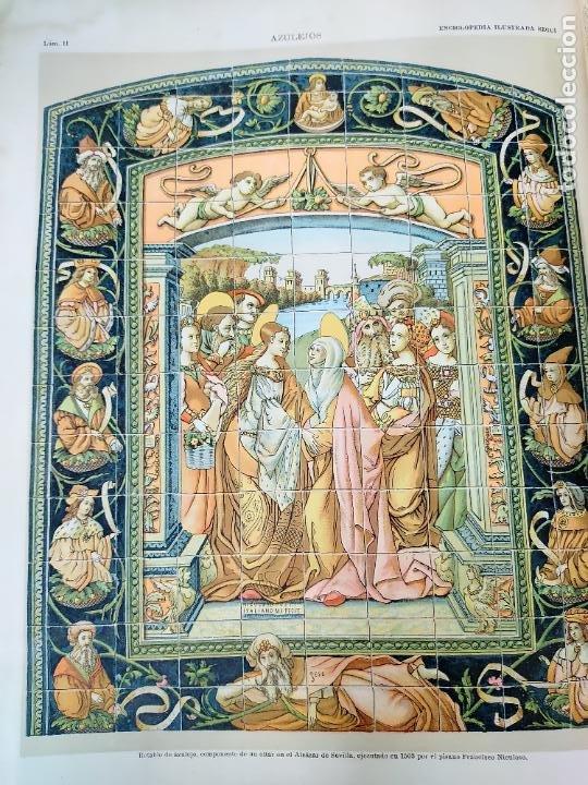ENCICLOPEDIA ILUSTRADA SEGUI . MODERNISTA GRABADOS ESPECTACULARES (Libros Antiguos, Raros y Curiosos - Enciclopedias)