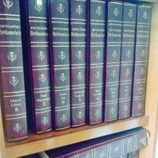 Enciclopedias antiguas: ENCICLOPEDIA BRITÁNICA (EN INGLÉS) 24 TOMOS - ENCYCLOPÆDIA BRITANNICA 24 VOLUMES. Lote 231975270