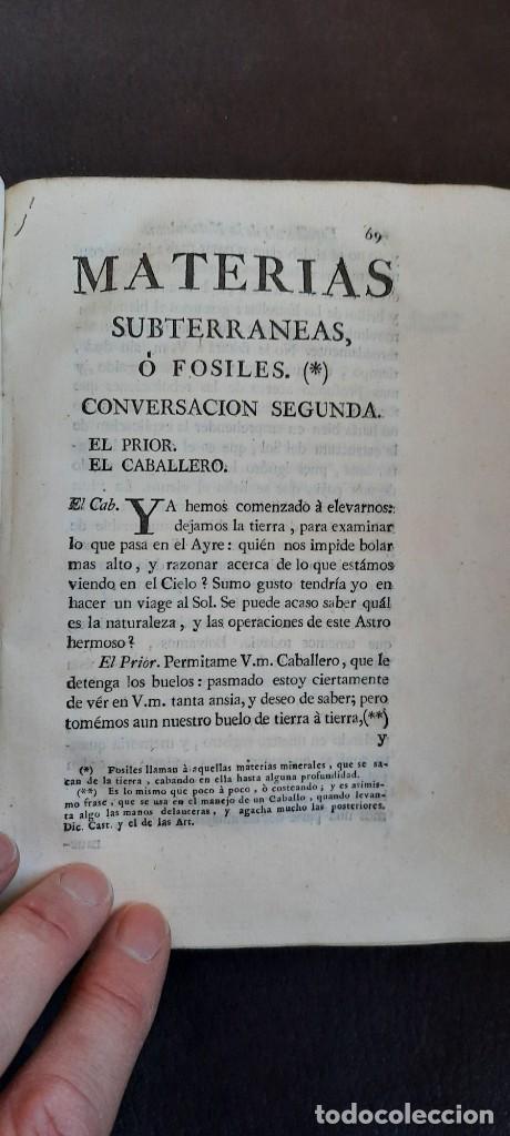 Enciclopedias antiguas: Espectáculo de la naturaleza tomo sexto tercera edición 1771 - Foto 4 - 232148205