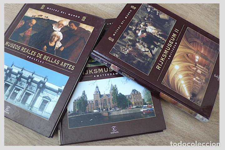 Enciclopedias antiguas: COLECCION MUSEOS DEL MUNDO - Foto 4 - 125753027