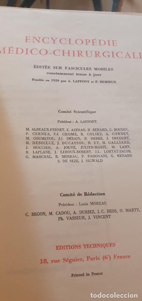 Enciclopedias antiguas: Enciclopedia médica año 1929 - Foto 5 - 235520420