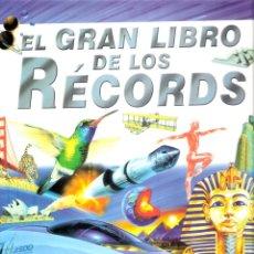 Enciclopedias antiguas: EL GRAN LIBRO DE LOS RECORDS - Mª ANGELES MARTINEZ. Lote 236639630