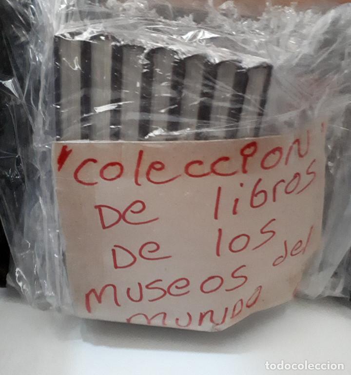 Enciclopedias antiguas: COLECCION MUSEOS DEL MUNDO - Foto 5 - 125753027