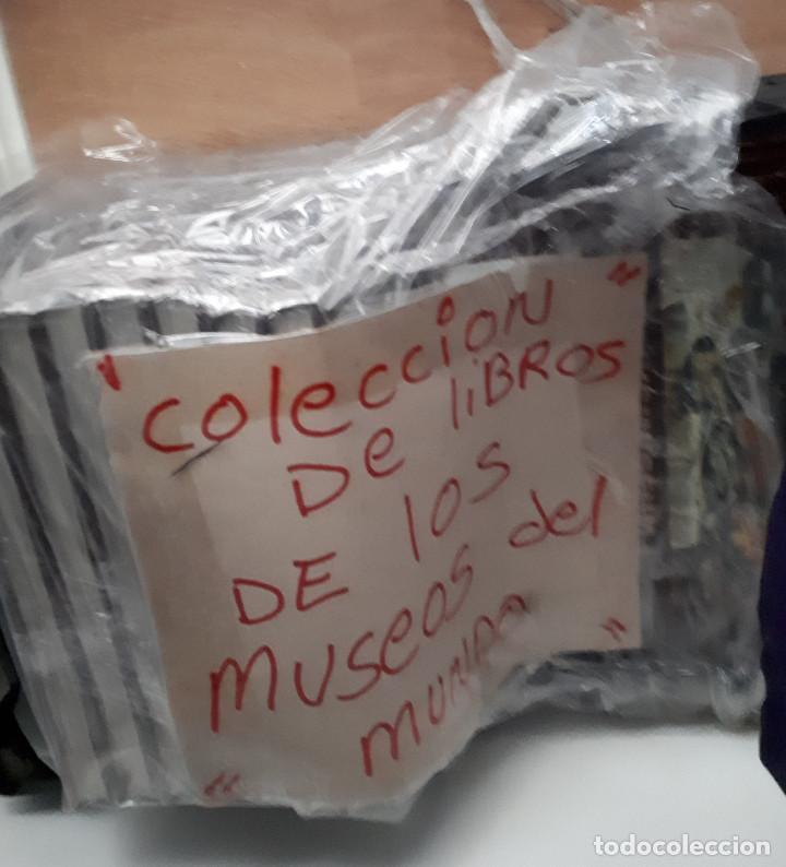 Enciclopedias antiguas: COLECCION MUSEOS DEL MUNDO - Foto 6 - 125753027