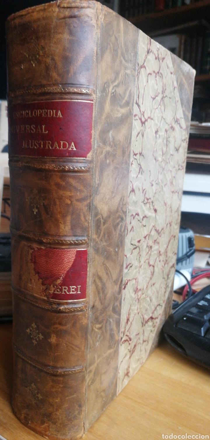 Enciclopedias antiguas: (1908 Edicion Historica) Enciclopedia Universal Ilustrada Europeo- Americana,Tomo II Jose Espasa - Foto 10 - 243186185