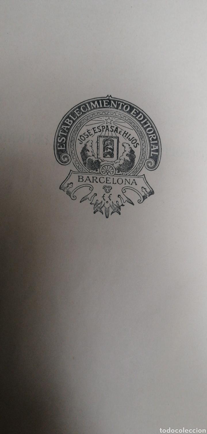 Enciclopedias antiguas: (1908 Edicion Historica) Enciclopedia Universal Ilustrada Europeo- Americana,Tomo III Aeronautica - Foto 2 - 243213250
