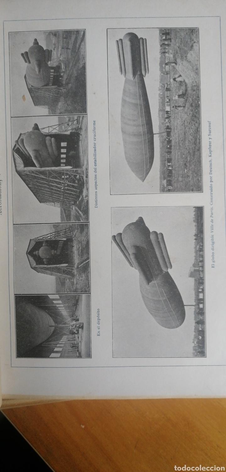 Enciclopedias antiguas: (1908 Edicion Historica) Enciclopedia Universal Ilustrada Europeo- Americana,Tomo III Aeronautica - Foto 4 - 243213250
