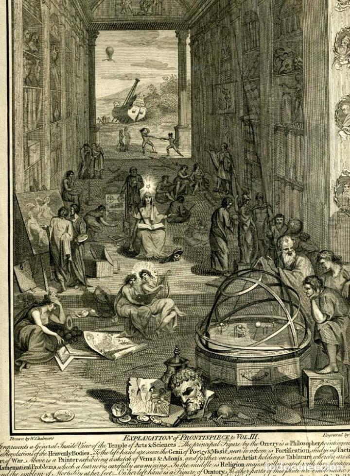 Enciclopedias antiguas: The New Royal Cyclopaedia, and Encyclopaedia... 3 tomos, 1788. G. Selby Howard/Hogg. 160 grabados - Foto 11 - 243794590