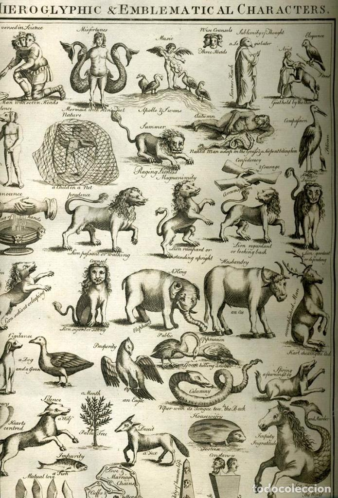 Enciclopedias antiguas: The New Royal Cyclopaedia, and Encyclopaedia... 3 tomos, 1788. G. Selby Howard/Hogg. 160 grabados - Foto 26 - 243794590
