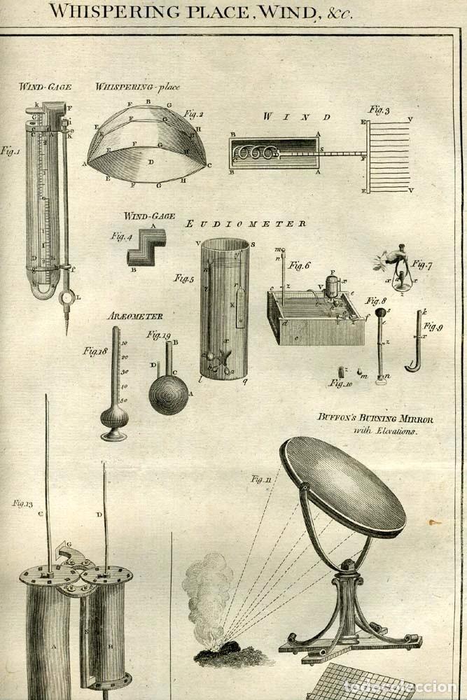 Enciclopedias antiguas: The New Royal Cyclopaedia, and Encyclopaedia... 3 tomos, 1788. G. Selby Howard/Hogg. 160 grabados - Foto 40 - 243794590