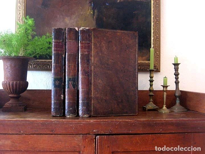 Enciclopedias antiguas: The New Royal Cyclopaedia, and Encyclopaedia... 3 tomos, 1788. G. Selby Howard/Hogg. 160 grabados - Foto 51 - 243794590