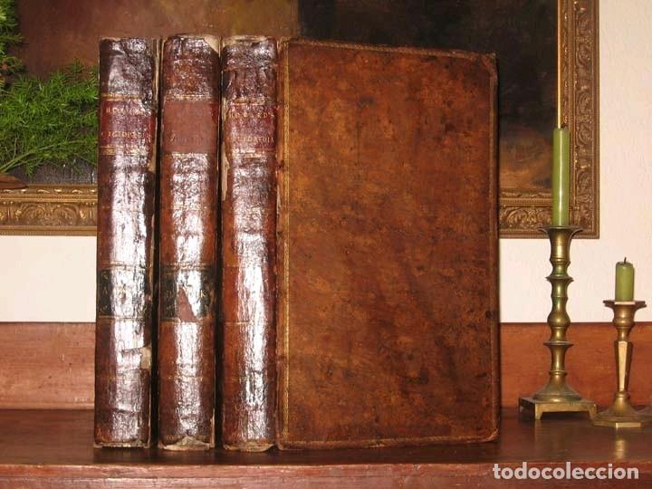 Enciclopedias antiguas: The New Royal Cyclopaedia, and Encyclopaedia... 3 tomos, 1788. G. Selby Howard/Hogg. 160 grabados - Foto 53 - 243794590