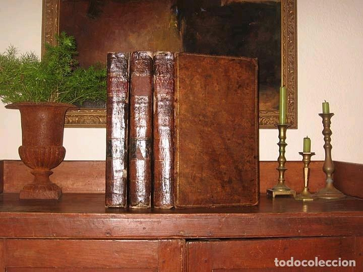 THE NEW ROYAL CYCLOPAEDIA, AND ENCYCLOPAEDIA... 3 TOMOS, 1788. G. SELBY HOWARD/HOGG. 160 GRABADOS (Libros Antiguos, Raros y Curiosos - Enciclopedias)
