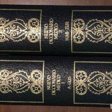 Enciclopedias antiguas: NUEVO DICCIONARIO MEDICO (2 TOMOS) - PLANETA AGOSTINI. Lote 244780330
