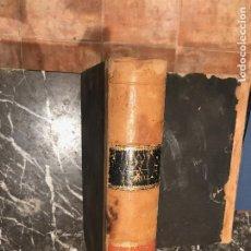 Enciclopedias antiguas: DICCIONARIO ENCICLOPEDICO LENGUA CASTELLANA DONABIU TOMO I. Lote 246141650