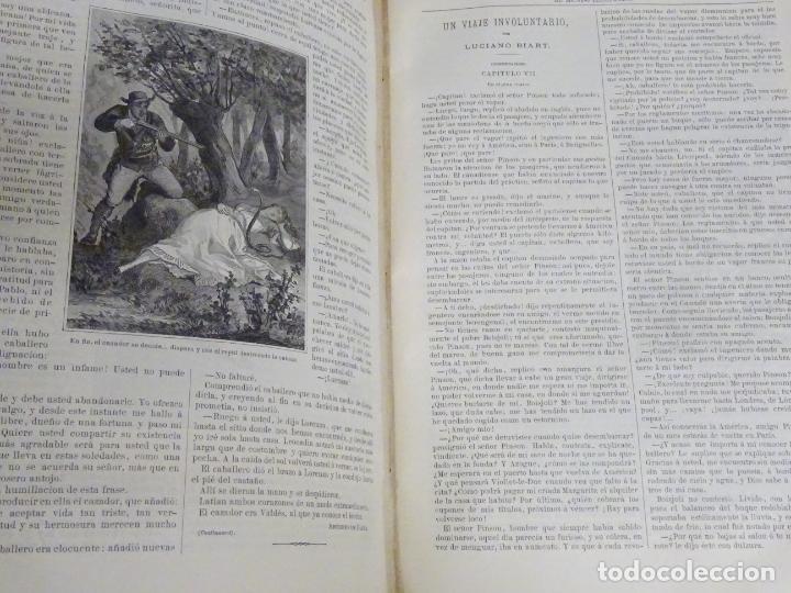 Enciclopedias antiguas: LIBRO TOMO ENCICLOPÉDICO SIGLO XIX AÑO 1880. EL MUNDO ILUSTRADO 3. GRECIA ROMA EGIPTO 768PAG. 3,5KG - Foto 8 - 254991810