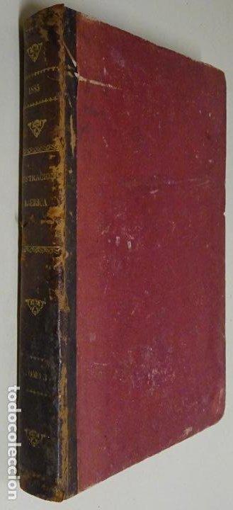 Enciclopedias antiguas: LIBRO TOMO ENCICLOPÉDICO SIGLO XIX AÑO 1885. ILUSTRACIÓN IBÉRICA. TOMO 3. 816P. 3,5KG - Foto 2 - 254992840