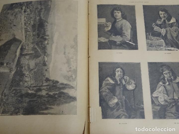Enciclopedias antiguas: LIBRO TOMO ENCICLOPÉDICO SIGLO XIX AÑO 1885. ILUSTRACIÓN IBÉRICA. TOMO 3. 816P. 3,5KG - Foto 9 - 254992840