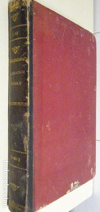 Enciclopedias antiguas: LIBRO TOMO ENCICLOPÉDICO SIGLO XIX AÑO 1884. ILUSTRACIÓN IBÉRICA. TOMO 2. 832P. 3,5KG - Foto 2 - 254993525