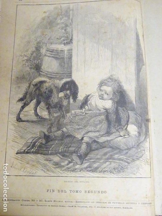 Enciclopedias antiguas: LIBRO TOMO ENCICLOPÉDICO SIGLO XIX AÑO 1884. ILUSTRACIÓN IBÉRICA. TOMO 2. 832P. 3,5KG - Foto 5 - 254993525