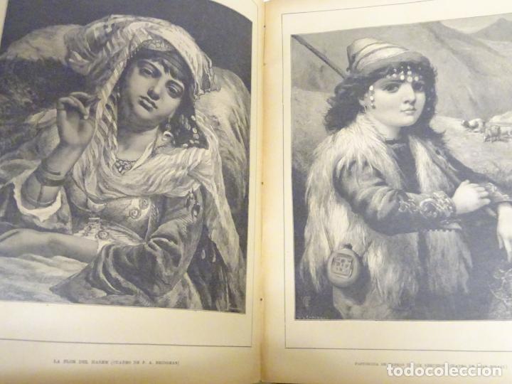 Enciclopedias antiguas: LIBRO TOMO ENCICLOPÉDICO SIGLO XIX AÑO 1884. ILUSTRACIÓN IBÉRICA. TOMO 2. 832P. 3,5KG - Foto 10 - 254993525