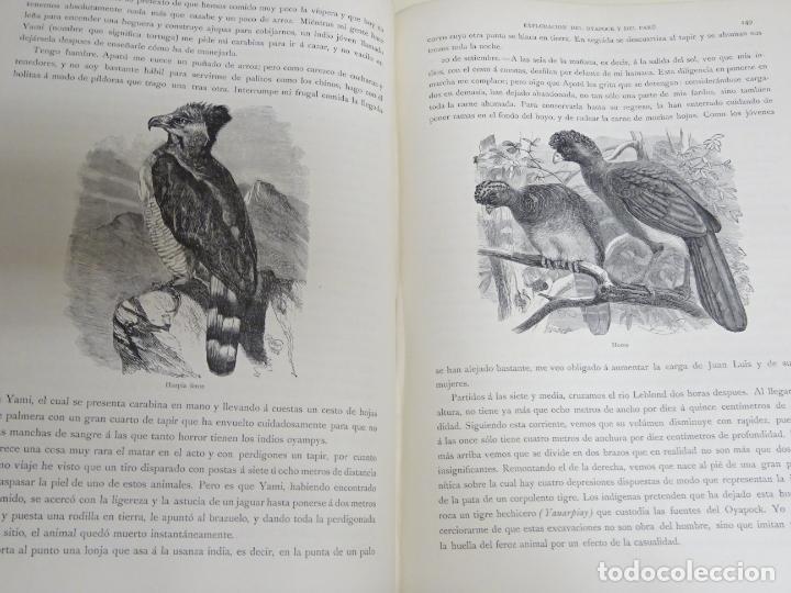 Enciclopedias antiguas: LIBRO TOMO ENCICLOPÉDICO SIGLO XIX AÑO 1884. AMERICA PINTORESCA. 860P. 3,5KG - Foto 5 - 254994160